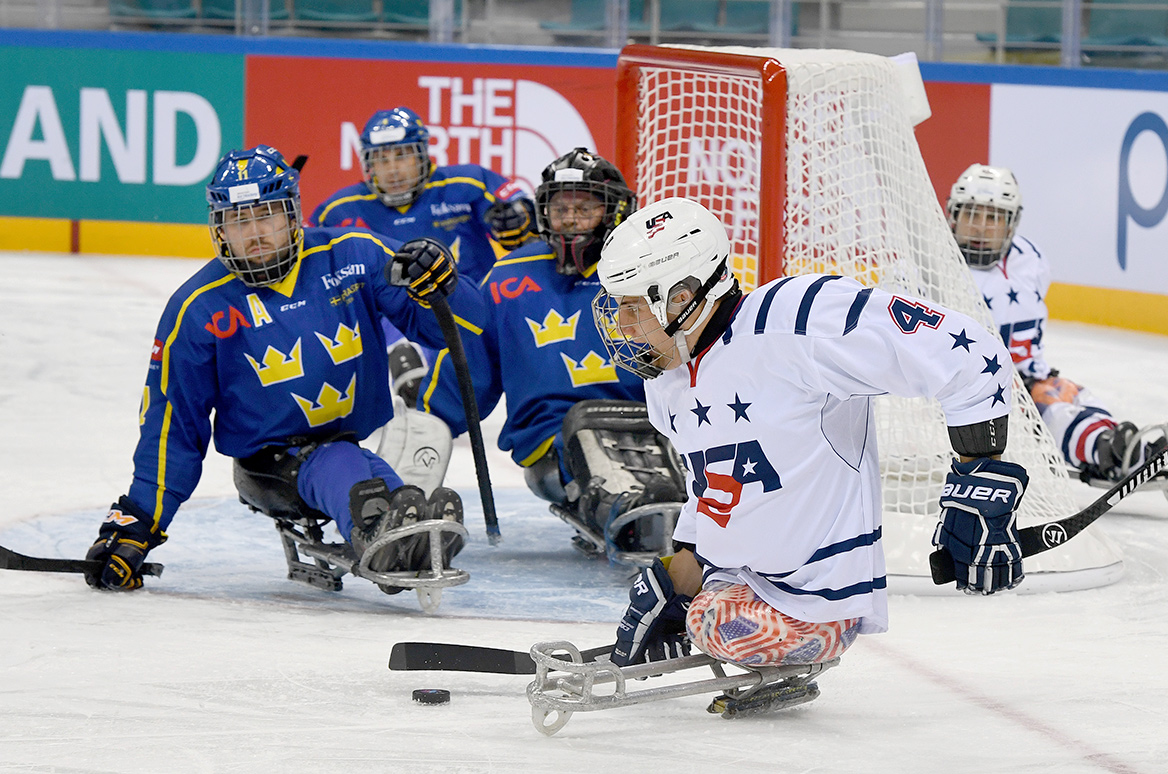 Gangneung 2017 World Para Ice Hockey